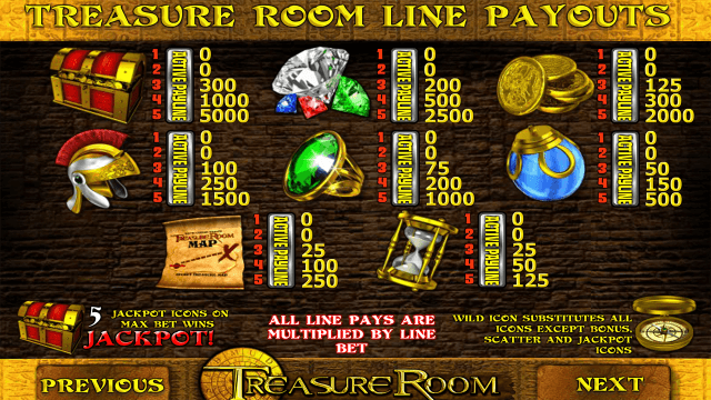 Treasure Room 3