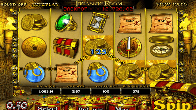 Treasure Room 10