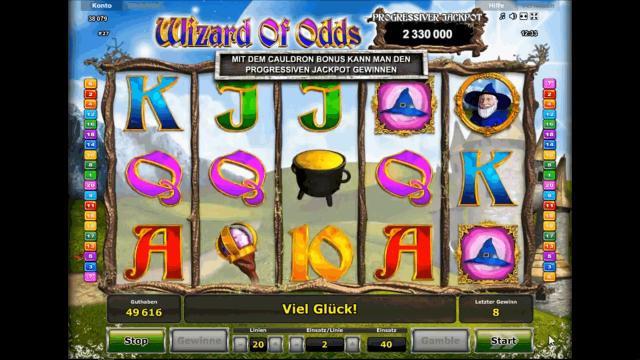Wizard Of Odds 7