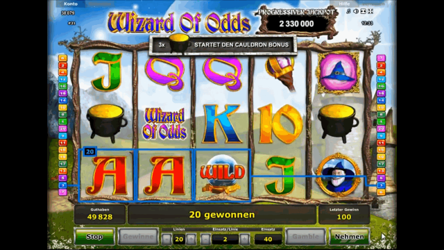 Wizard Of Odds 6
