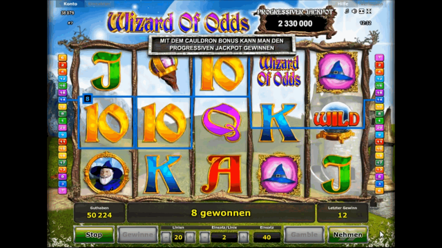 Wizard Of Odds 5