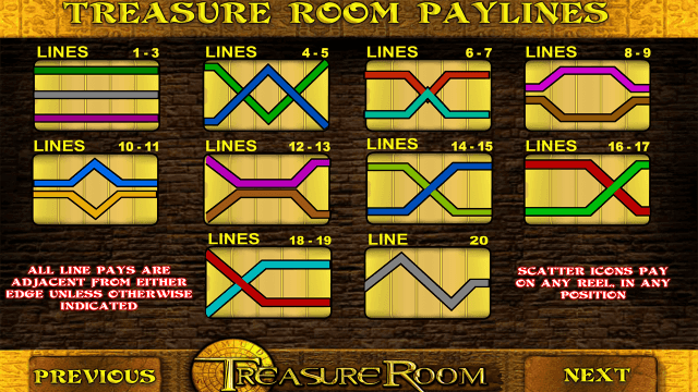 Treasure Room 5