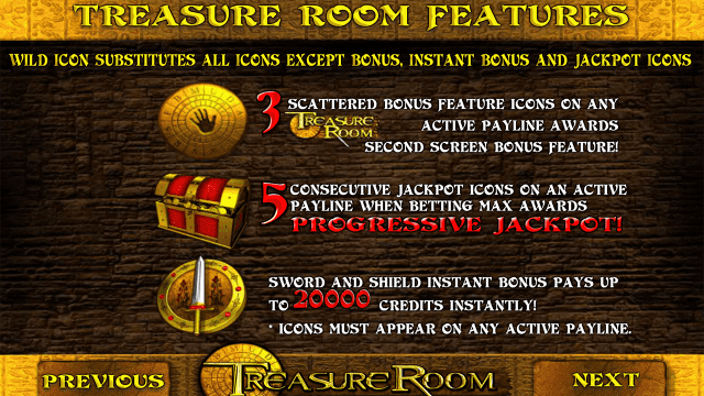 Treasure Room 4